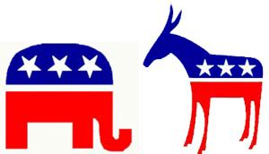 Republicans vs Democrats Similarities and Differences